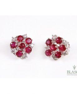 pendientes-de-rubies-y-diamantes-