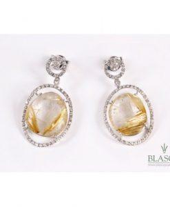 pendientes-diamantes-y-cuarzos-rutilados-oro-blanco