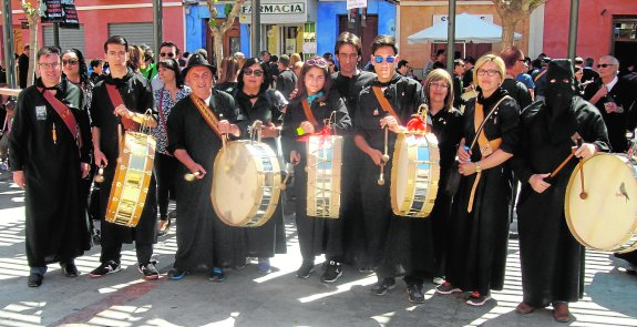 Resultado de imagen de tambores de Mula