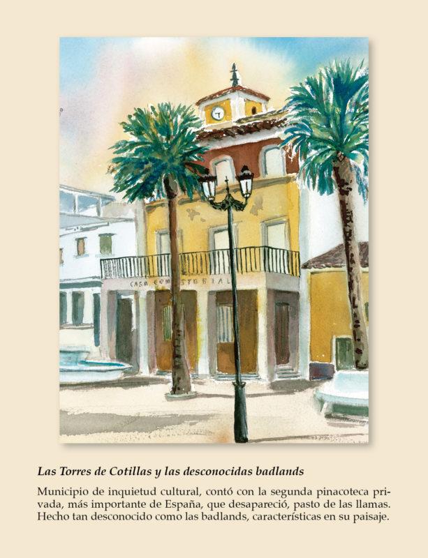 Joyas Region de Murcia. Las Torres de Cotillas