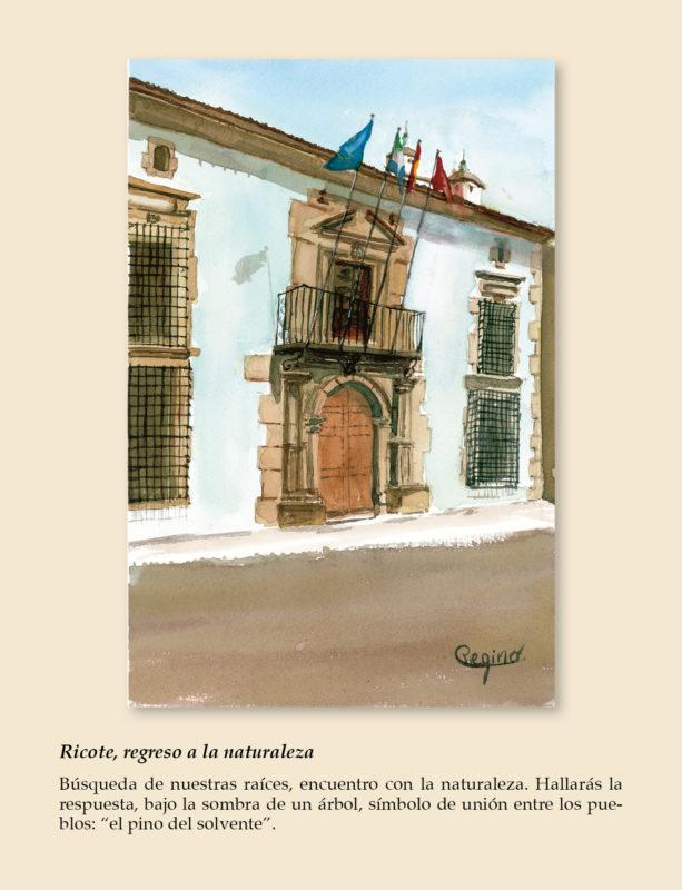 Joyas Region de Murcia. Colección Ricote