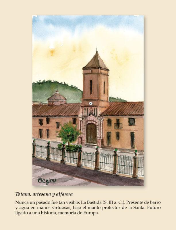 Joyas Region de Murcia. Coleccion Totana